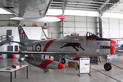 Comonwealth CA-27 Sabre Mk31 RAAF A94-001 (NTG's pictures) Tags: wollongongillawarra regional airport nsw australia historical aircraft restoration society hars comonwealth ca27 sabre mk31 raaf a94001