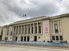 Mairie de Puteaux, octobre 2016, je suis rose (Grbert) Tags: puteaux mairie je suis rose