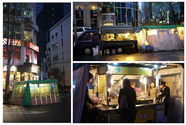 streetfood tent