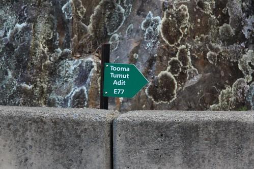 Secret signs on the Snowy Scheme