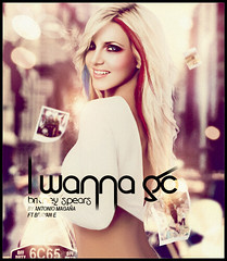 132.Britney Spears - I wanna go Ft Antonio Magaña