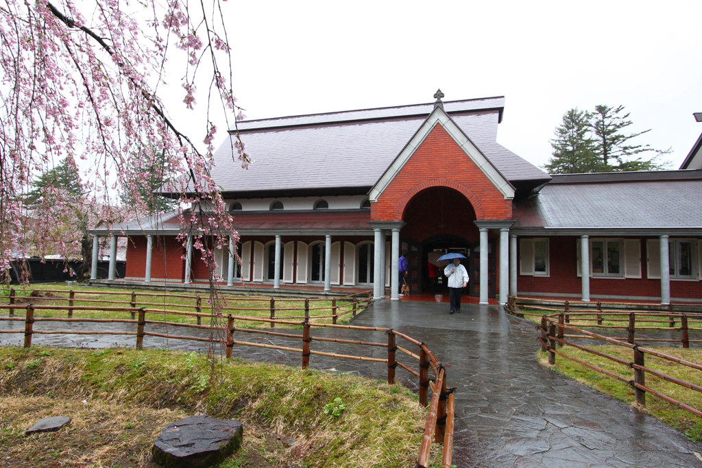 Tohoku Trip 1st day in Akita prefecture, Kakunodate (7)