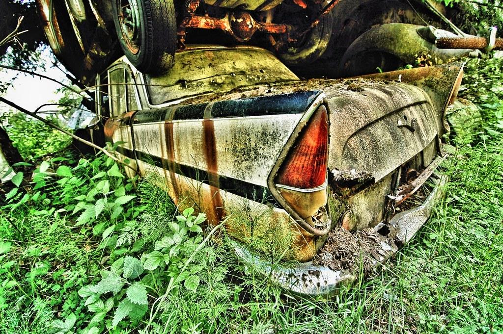 1958-1961 Simca Vedette