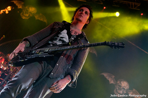 Foto-Reportagem : 2011/06/23 , Avenged Sevenfold & Switchtense - Campo Pequeno 5874715145_afe9988030