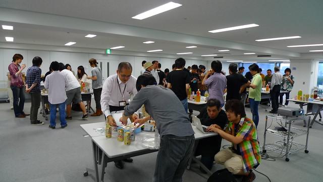 MTDDC Meetup Tokyo 2011 懇親会