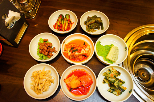 Korean's Side Dishes