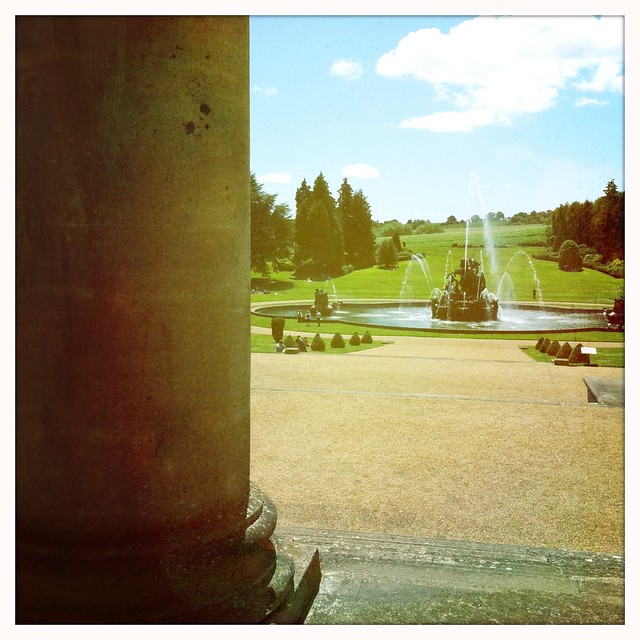 The Fountains At Witley Court