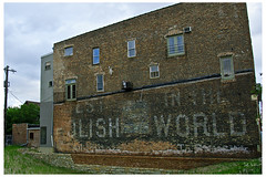 Best In The Polish World - ghost sign (swanksalot) Tags: chicago brick wall pilsen billboard halsted ghostsign faved 18mm200mm swanksalot sethanderson polishworld