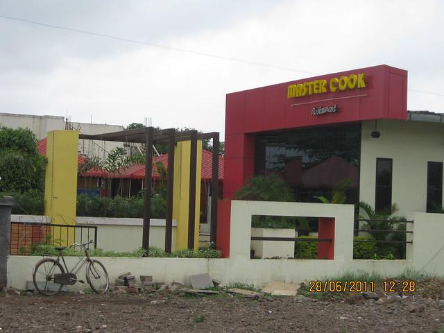 Hotel Master Cook near Siddhi Nisarg - 1 BHK 2 BHK Flats - Bhumkar Vasti - Wakad - Hinjewadi Road - Pune 411 057
