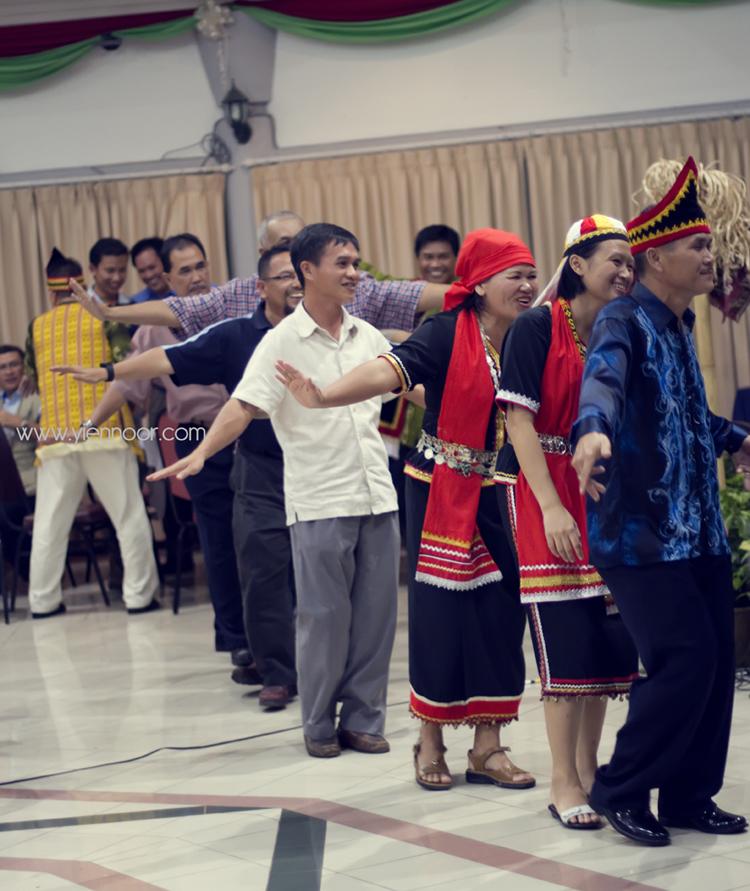 Gawai Event