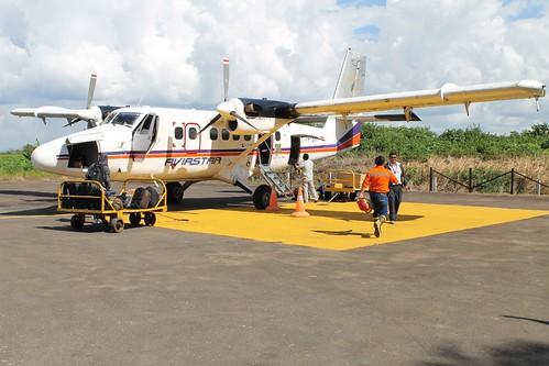 Aviastar Twin Otter PK-BRP