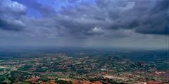 Clouds (Exploring India) Tags: karnataka shivaganga shivagange sivaganga cloudsstormssunsetssunrises sivagange exlporingindia