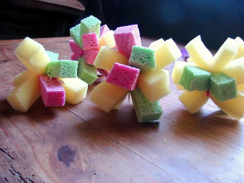 Sponge Balls Pic 4