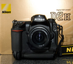Nikon D2h (Hotrod Jones) Tags: camera nikon sunpak strobist