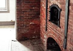 . (hello it's joe) Tags: brick sigma bakery georgesisland fortwarren bostonharborislands 30mmf14 canonxsi