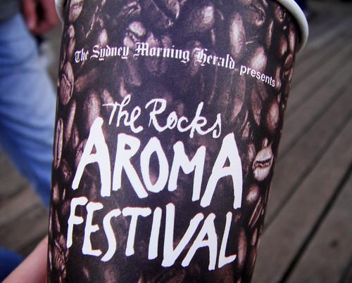 The Rocks Aroma Festival