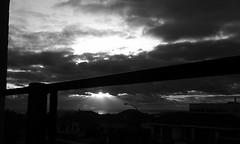Du balcon (YAZMDG (15,000 images)) Tags: sunset sky mobile clouds sunrise skyscape dawn dusk desire negative ciel cielo nuages solarized fone android posterized greyscale yaz htc yazminamicheledegaye yazmdg a8183 htcdesirea8183 hrcdesirea8183 ystudio