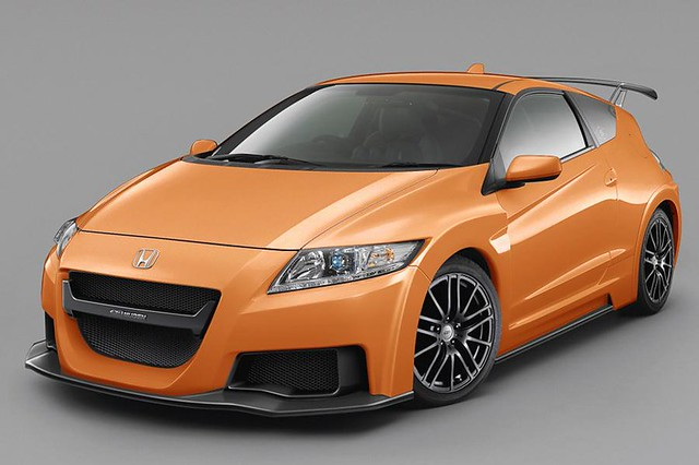 Honda CR-Z Mugen RR koncept