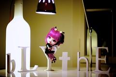 Blythe studio - featuring Mina