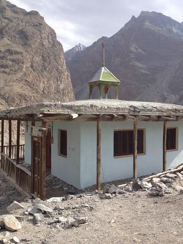 Thoqsi Khar Mosque Khaplu