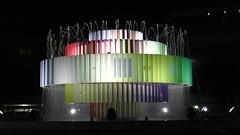 S1490158 (maa) Tags: fountain israel telaviv wasser fireandwater nacht springbrunnen brunnen skulptur mai 2014 israelreise kkljnf mai2014 fruhjahr2014