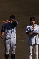 DSC05293 (shi.k) Tags: 横浜ベイスターズ 140601 嶺井博希 イースタンリーグ 平塚球場