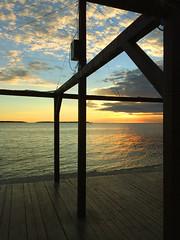 (Paolo Cozzarizza) Tags: tramonto mare cielo lungomare croazia fažana istarskažupanija
