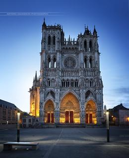 Cathédrale Notre-Dame d'Amiens France