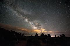 arches2014 (3 of 8)ed1 (Ranbo (Randy Baumhover)) Tags: stars utah moab archesnationalpark milkyway