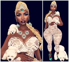 ! LOTD #27 Princess  Icee (CutiePie Bugatti) Tags: coldambitionz