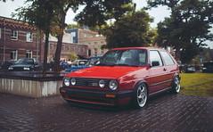 Volkswagen Golf GTI MkII - ETA Beta Turbo (Rick Bruinsma) Tags: volkswagengolfetabetaturbogti16vstanceloweredstancednationvwfanatics