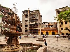 Macau street scene (The Globetrotting photographer) Tags: street scene macau