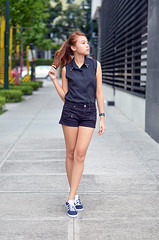 Trice Nagusara La Petite 6 (Trice Nagusara) Tags: black fashion style blogger styles casual shorts adidas petite sporty petites lapetite adidasoriginals buttondown bershka sportycasual fashionblogger plainsandprints tricenagusara