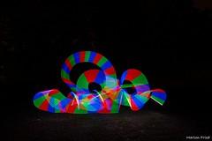 DSC_2544 (Marlon Fried) Tags: light painting lightpainting lichtmalerei langzeit colors nacht night
