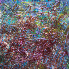 Square18 (ccliffb) Tags: texture abstract acrylicpainting