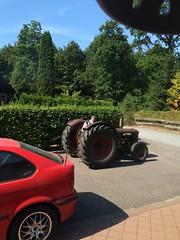 IMG_9399 (jessalo) Tags: pappa traktor 2015