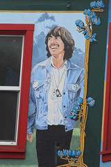 wall art (kenr61) Tags: graffiti sanfrancisco beatle george harrison