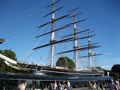 Prochzka-Greenwich (2016 09)-08 (ppaces) Tags: prochzka london greenwich nationalmaritimemuseum oldroyalnavalcollege cuttysark clipper tea england uk peterpaces janepaces canon a3000