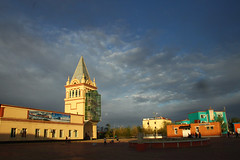 Transiberià Beijing - Ulan Bator