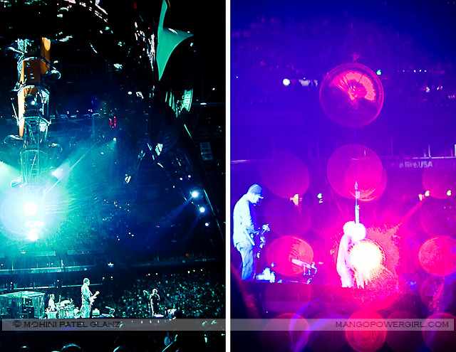 U2 360 show