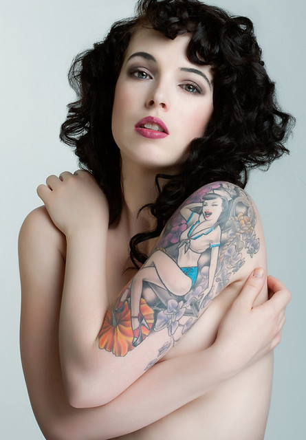 Pin Up Tattoos