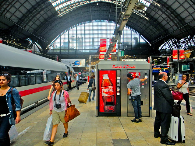 hauptbahnhof frankfurt