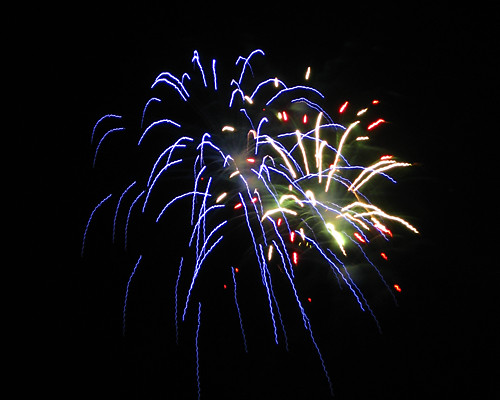 2011 Canton Liberty Fest Fireworks