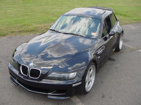 1999 M Coupe | Cosmos Black | Black