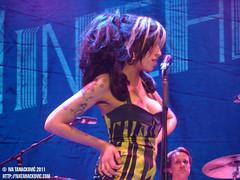 Amy Winehouse live in Belgrade (Iva T.) Tags: amy serbia livemusic belgrade beograd liveconcert amywinehouse winehouse srbija kalemegdan kalemegdanpark ivatanackovi lastfm:event=1861131
