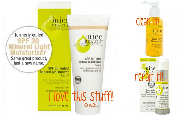 Juice Beauty Giveaway!