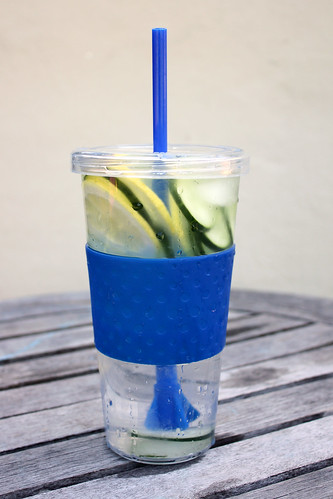 Lemon Cucumber Water