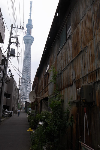 東京スカイツリー五景
