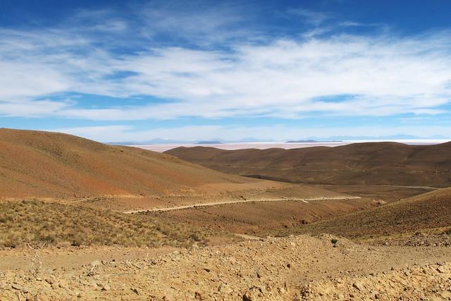 Bolivya salar de uyuni