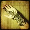 Rose Henna Volcano Henna By